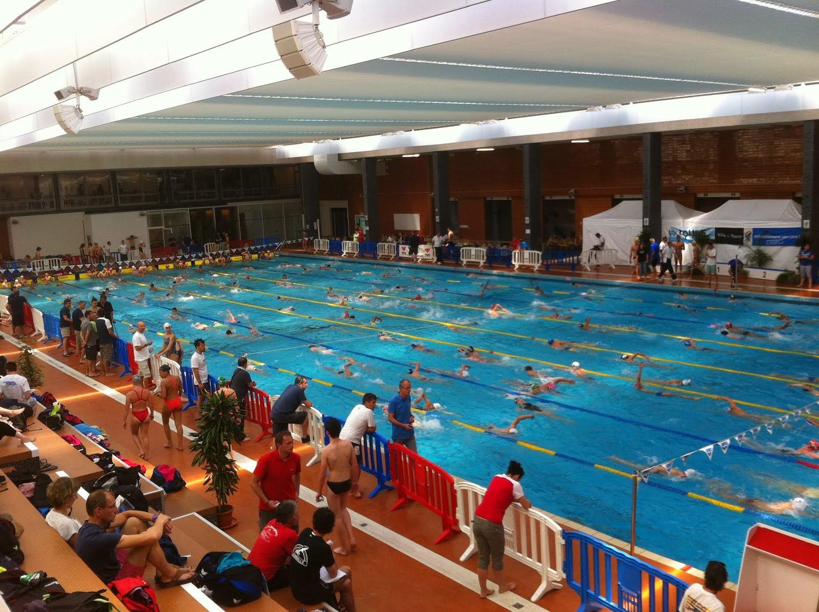 Les derni res nouvelles ecn club de natation ecn for Club de natation piscine parc olympique