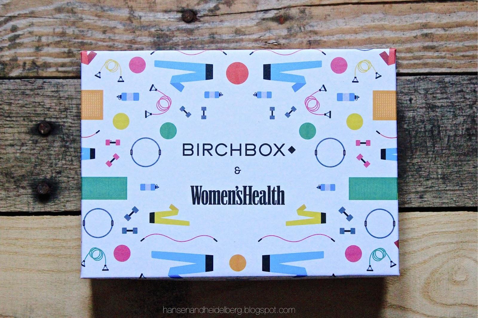 Birchbox, Women's Birchbox. July Birchbox