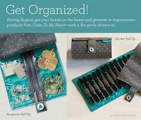 Get Organized August - Click for Flyer