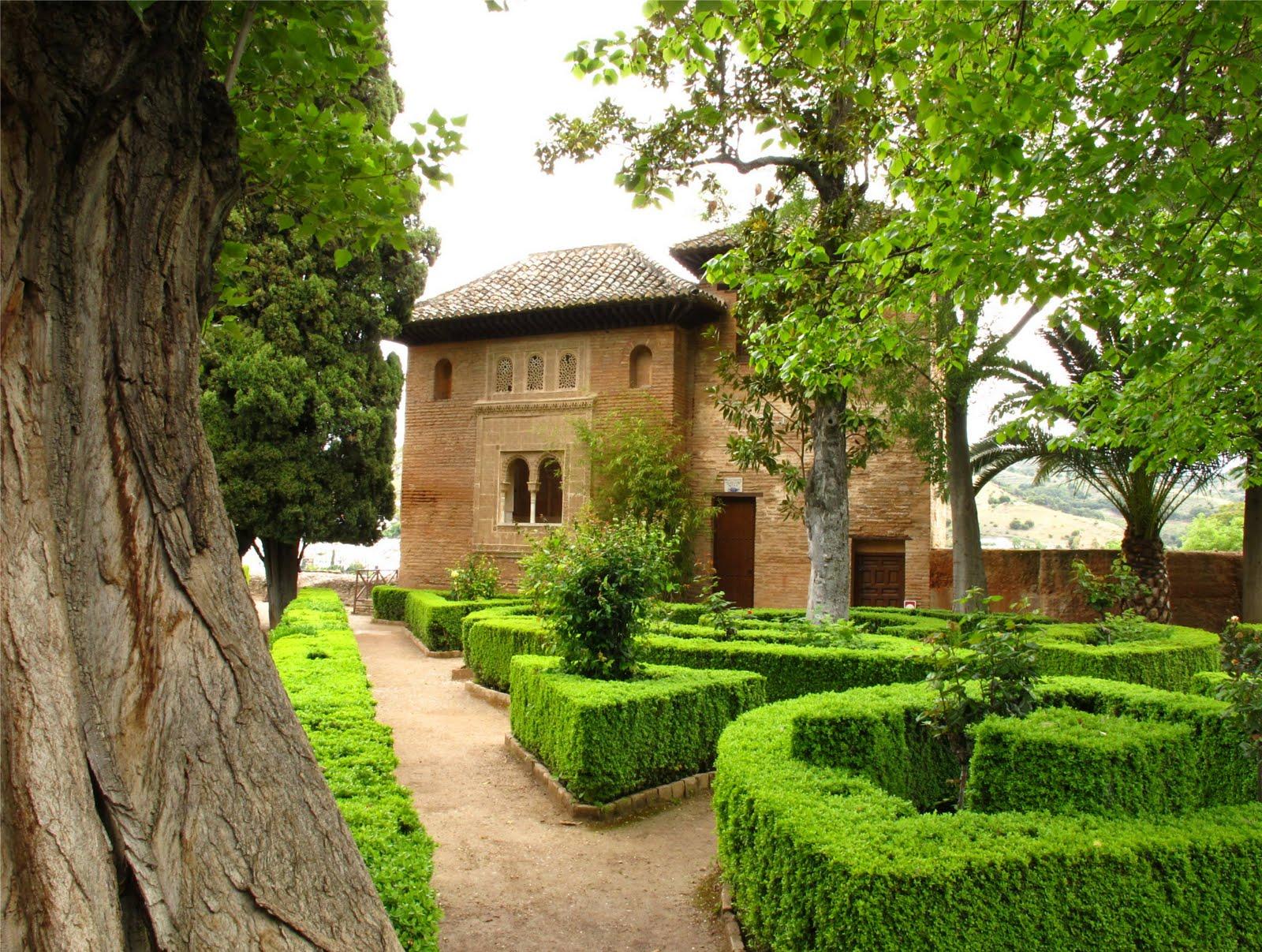 milerenda granada la alhambra el partal y palacio de