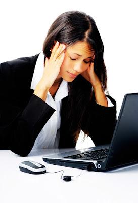 menghilangkan stress saat bekerja