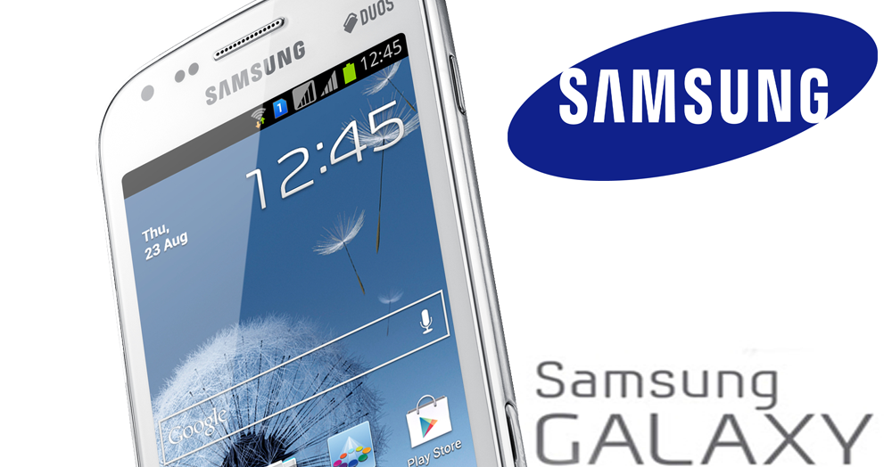 Samsung Galaxy S Duos Android Mobile