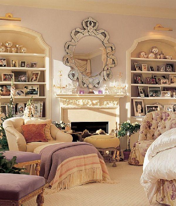 Mariah Carey Relaxing room Apartment Design