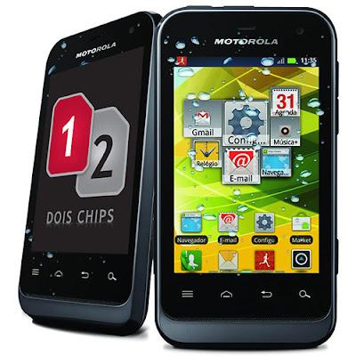 Motorola Defy Mini XT321 - Dual SIM