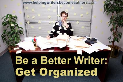 Organizing your writing
