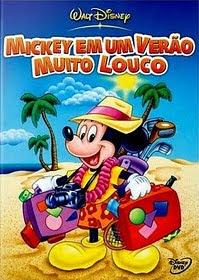 Mickey em Um Verão Muito Louco