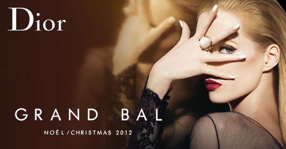 Dior Collection Grand Bal Noël 2012
