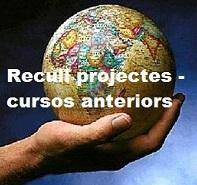 Recull projectes interdisciplinars