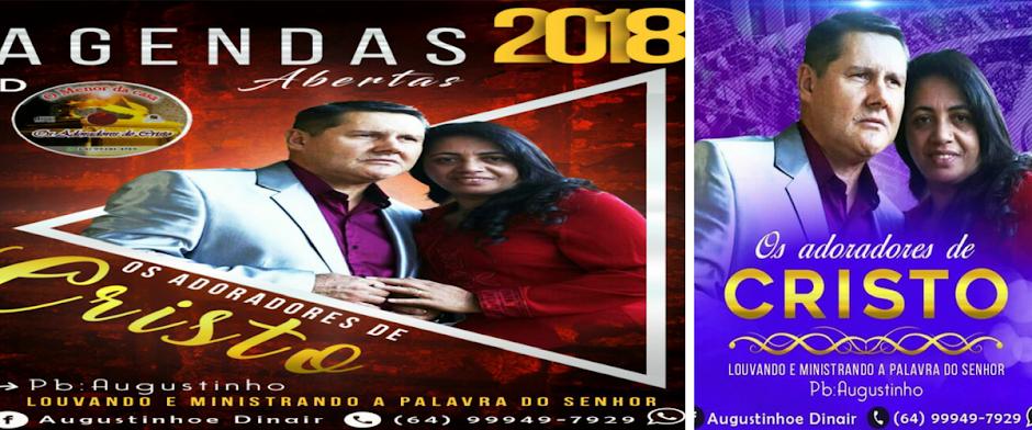 PARCERIA - DUPLA OS ADORADORES DE CRISTO