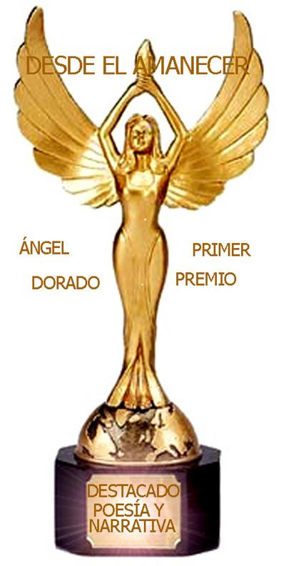 """Primer premio otorgado por """"Desde el amanecer"""""""