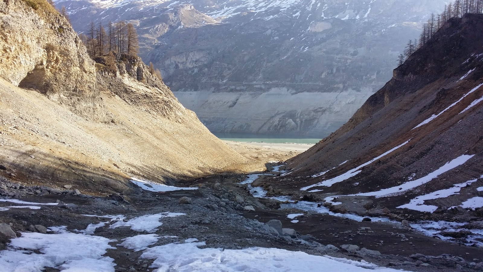 Id2 rando 73 les boisses le lac du chevril 12 3km - Lac du chevril ...