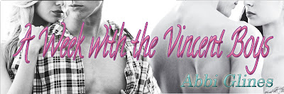 {Discussion+G!veaway} Why you NEED to read THE VINCENT BOYS by Abbi Glines