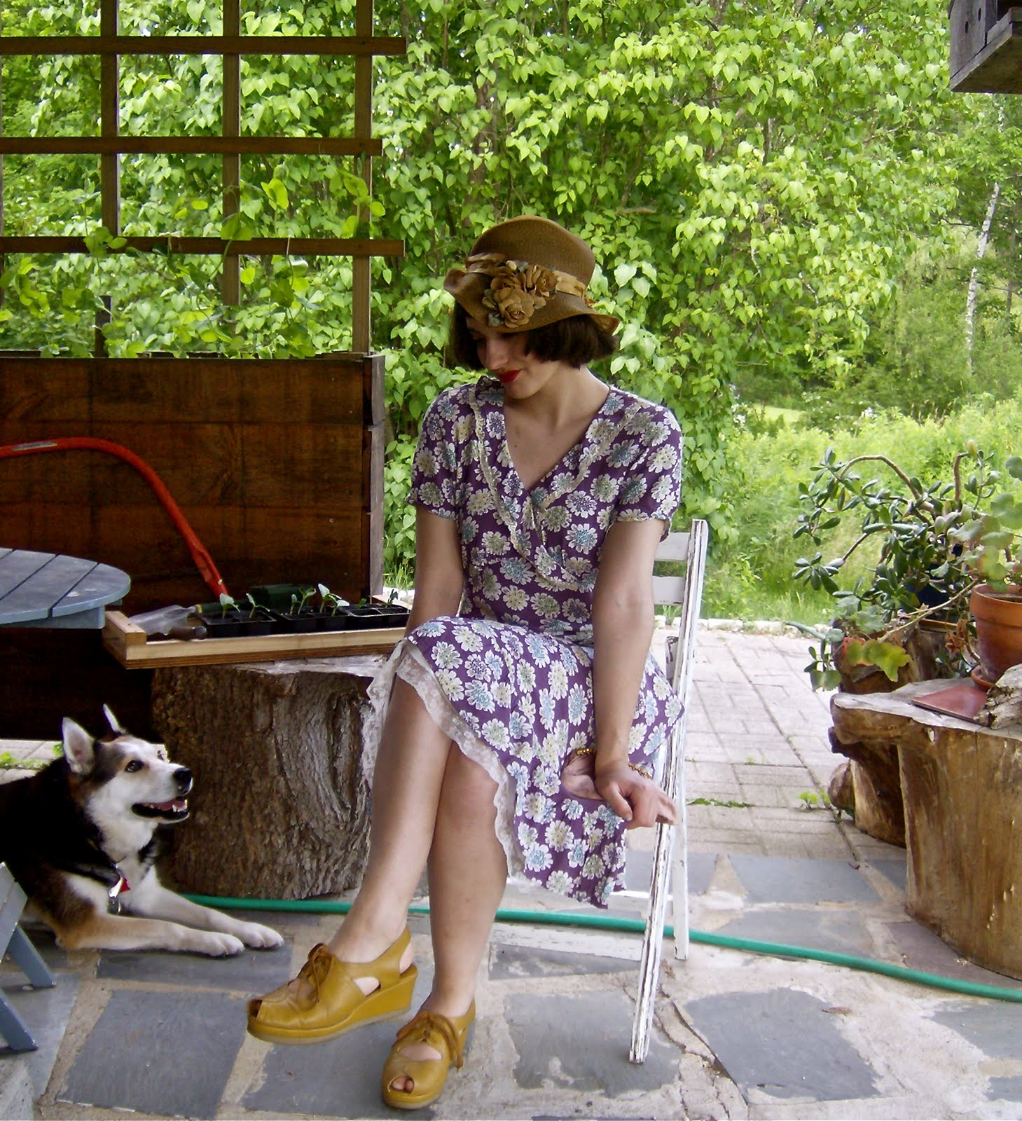 Fancy Garden Party Dresses