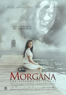 Ver Película Morgana, Una Leyenda De Terror Online Gratis (2011)