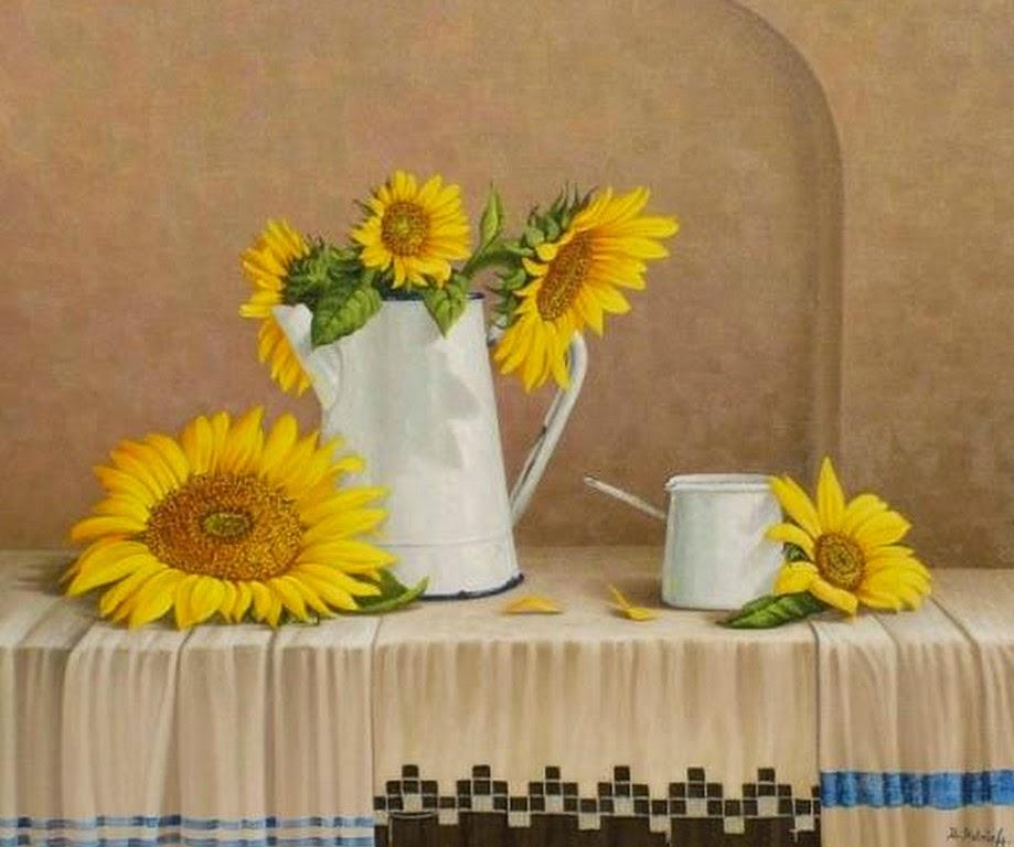 bodegones-de-flores-realistas