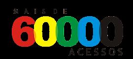 + de 60 mil acessos