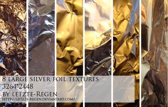 45 Stylish And Useful Free Foil Textures