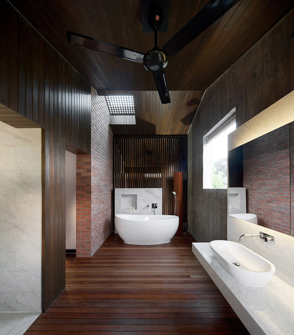 Casas minimalistas y modernas casa moderna de hormigon armado for Casa moderna hormigon
