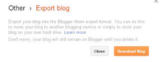 download xml blog