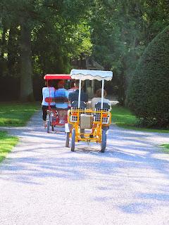 vélos Parc Vittel