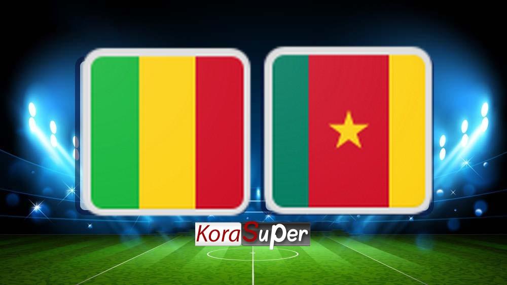 اليوم مشاهدة مباراة الكاميرون ومالي بث مباشر 14-06-2019 الجمعة