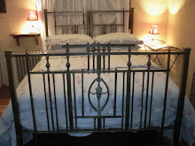 Solid Brass Antique Bed
