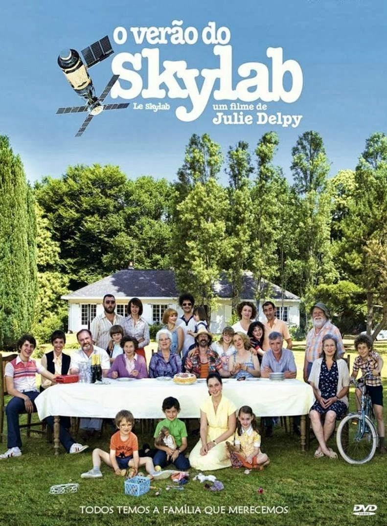 O Verão do Skylab  DVDRip AVI + RMVB Legendado