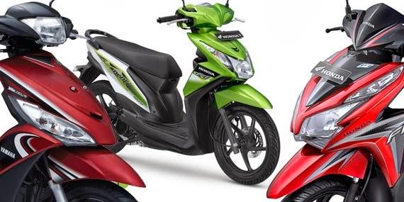 Motor Terlaris Indonesia