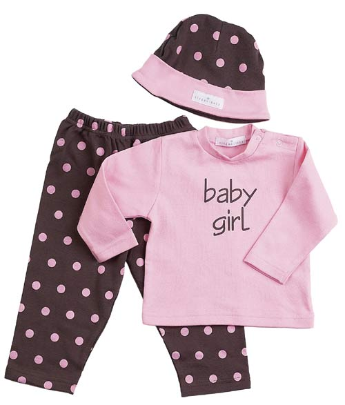 Baby Clothes and Accessories Outfit your little one with the most precious clothing and gear. Shop baby girls' clothing and baby boys' clothing, accessories, toys and more in a wide range of sizes and styles.