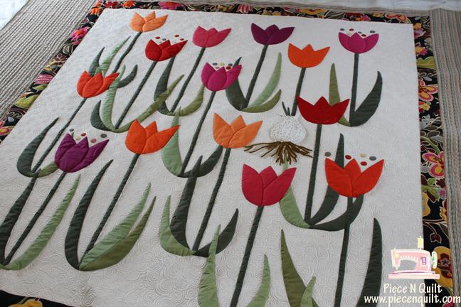 Piece N Quilt: Tulip Quilt : tulip quilts - Adamdwight.com