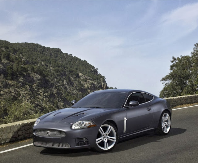 Jaguar XK R Coupe Wide Screen Resolution