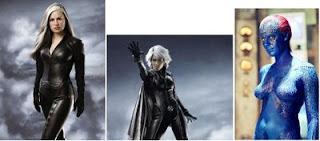 Fantasias dos X-Men para festas a fantasia