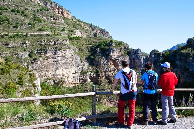 Madreselva Educación ambiental: visita guiada al Cañón del Leza