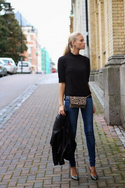 Leopard Bag Street Style Fashion Eaters Hipsters for Sisters