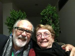 Con Amaya Garritz Ruiz