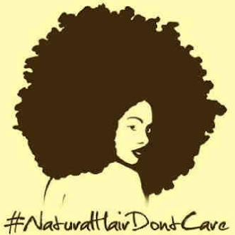 Shop Natural Hair Don't Care Tees