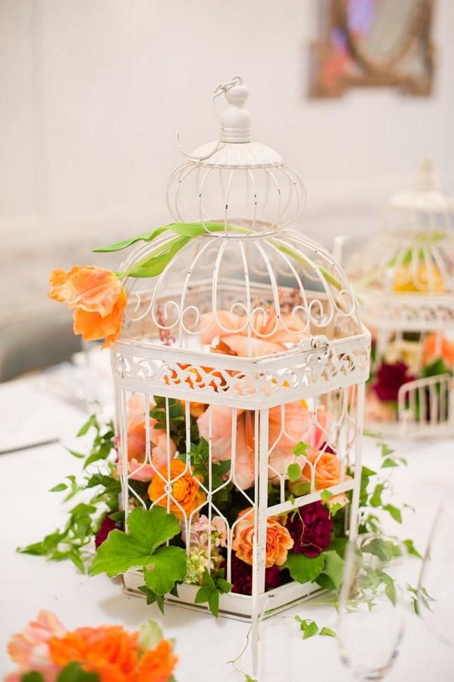 37 fotos de centros de mesa para boda insp rate for Centros de mesa vintage