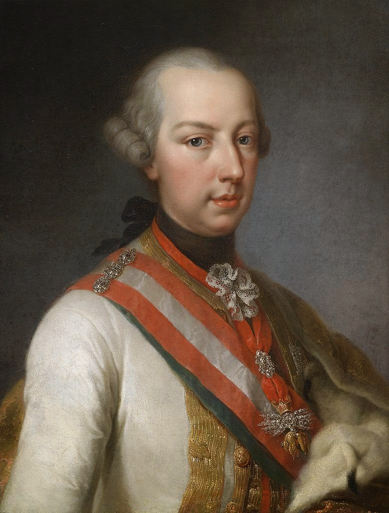 George III is often thought of as an enlightened leader, what were some of his modern policies?