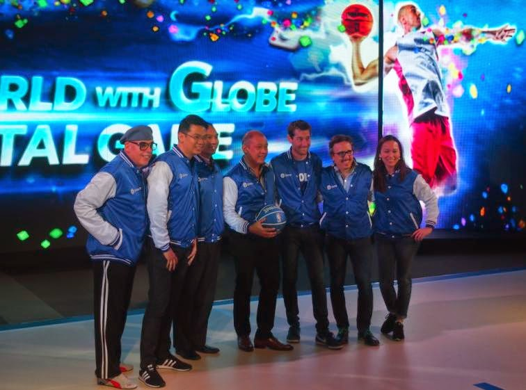 Globe Telecom is Now the Official Partner of NBA in the Country