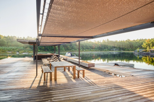 Boat House by Weiss Architecture