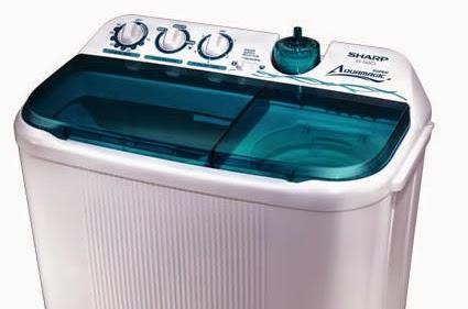 Daftar Harga Mesin Cuci Terbaru Segala Merk