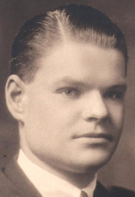 Martin Henry Dawson 1915