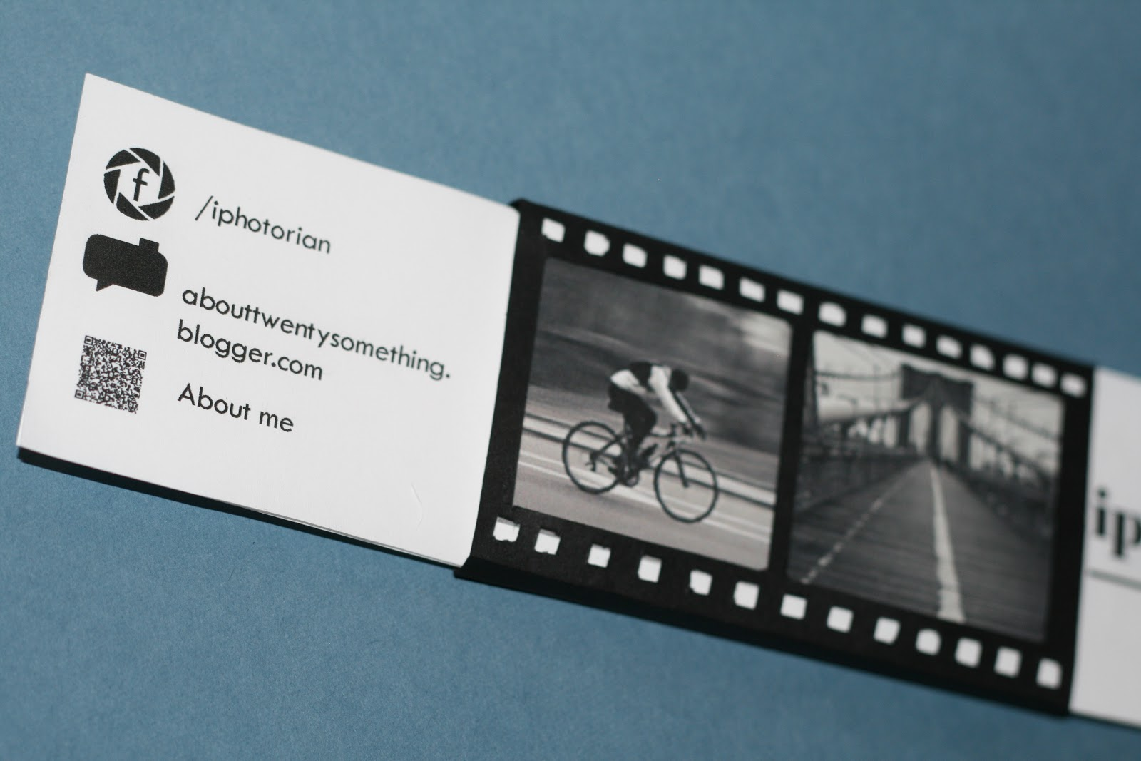 Made By Sherry: Photography Business Card