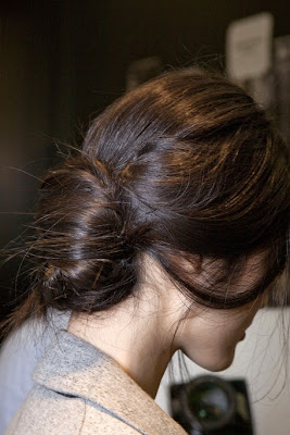 Fall/Winter 2011-2012 Hairstyle Trends-Dolce & Gabbana