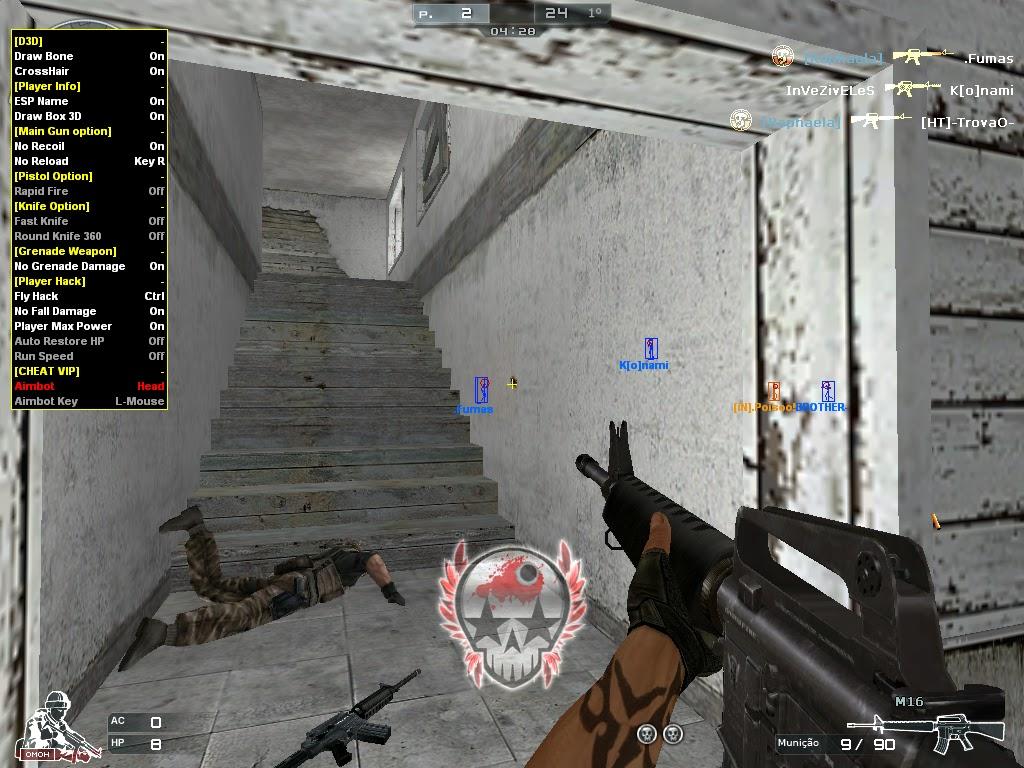 PsykO Cheats - Portal Crossfire20121119_0001