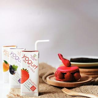 yoghurt  heavenly blush
