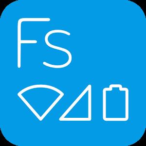Flat Style Bar Indicators Pro 1.5.1 APK