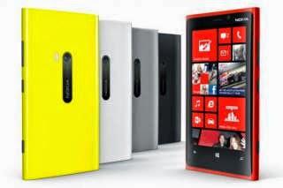 Harga Nokia Lumia 920 Terbaru