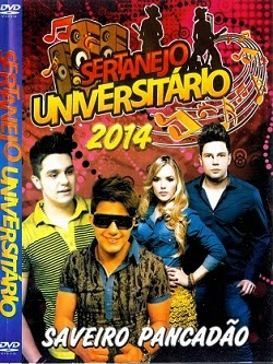 Download Sertanejo Universitário 2014 - DVDRip