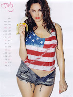 kelly brook hot calender-2013 stills